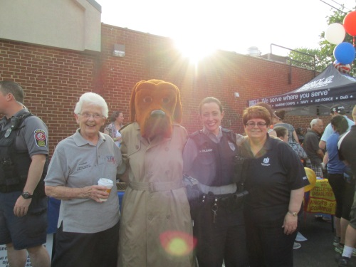 National Night Out Celebration in Annandale, VA